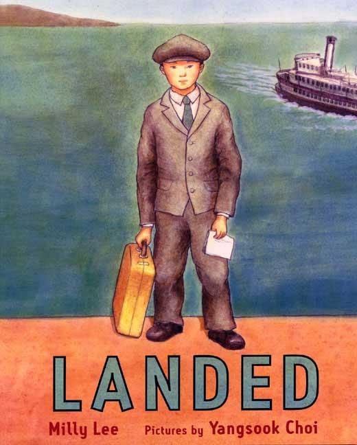 Landed By Lee, Milly/ Choi, Yangsook (ILT)
